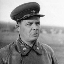 Офицер. Хасанские бои, 1938 год.