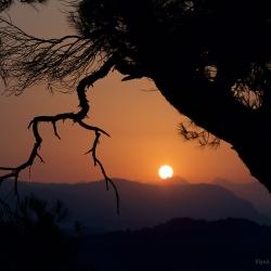 Рассвет над Орлиными скалами #4