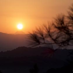Рассвет над Орлиными скалами #7