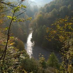 Река Сочи, Эко-тропа Ажек