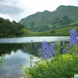 Озеро Малое, Бзерпинский карниз