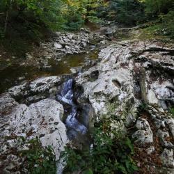 Агурские водопады 1