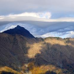 Кавказ, Ачишхо, The Caucasus Mountains, Achishkho
