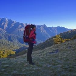 Кавказ, Ачишхо, The Caucasus Mountains, Achishkho 5