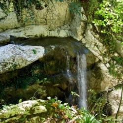 Агурские водопады 5