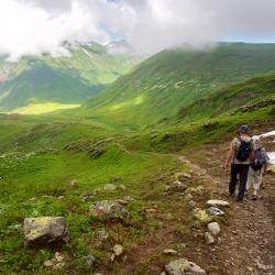 Поход по Кавказскому заповеднику