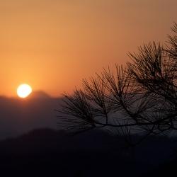 Рассвет над Орлиными скалами #6