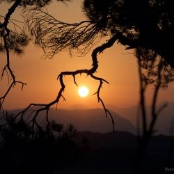 Рассвет над Орлиными скалами #5