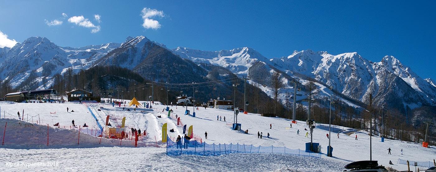 Кавказ_Panorama5_10_февраля_2018г
