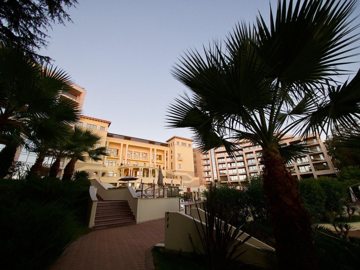 Отель «Swissôtel Resort Сочи Камелия»