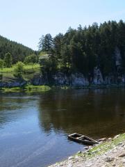 Реки Башкирии