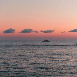 Облака над Чёрным морем