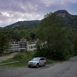 Отель Черномырдина, Сочи