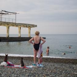 Дикие пляжи Сочи #3