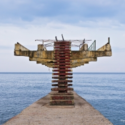 Абстрацкии Черного моря