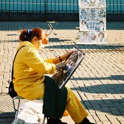 Москва, Старый Арбат 04