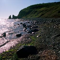 Приморский край, Японское море в районе Каменки