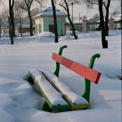 Уссурийск, парк ДОРА