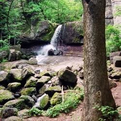 Приморский край, Кравцовские водопады