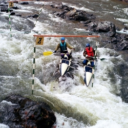 Река Кема, чемпионат Дальнего Востока по водному туризму