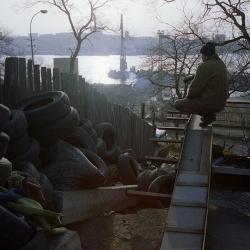 Владивосток, 2000 год.