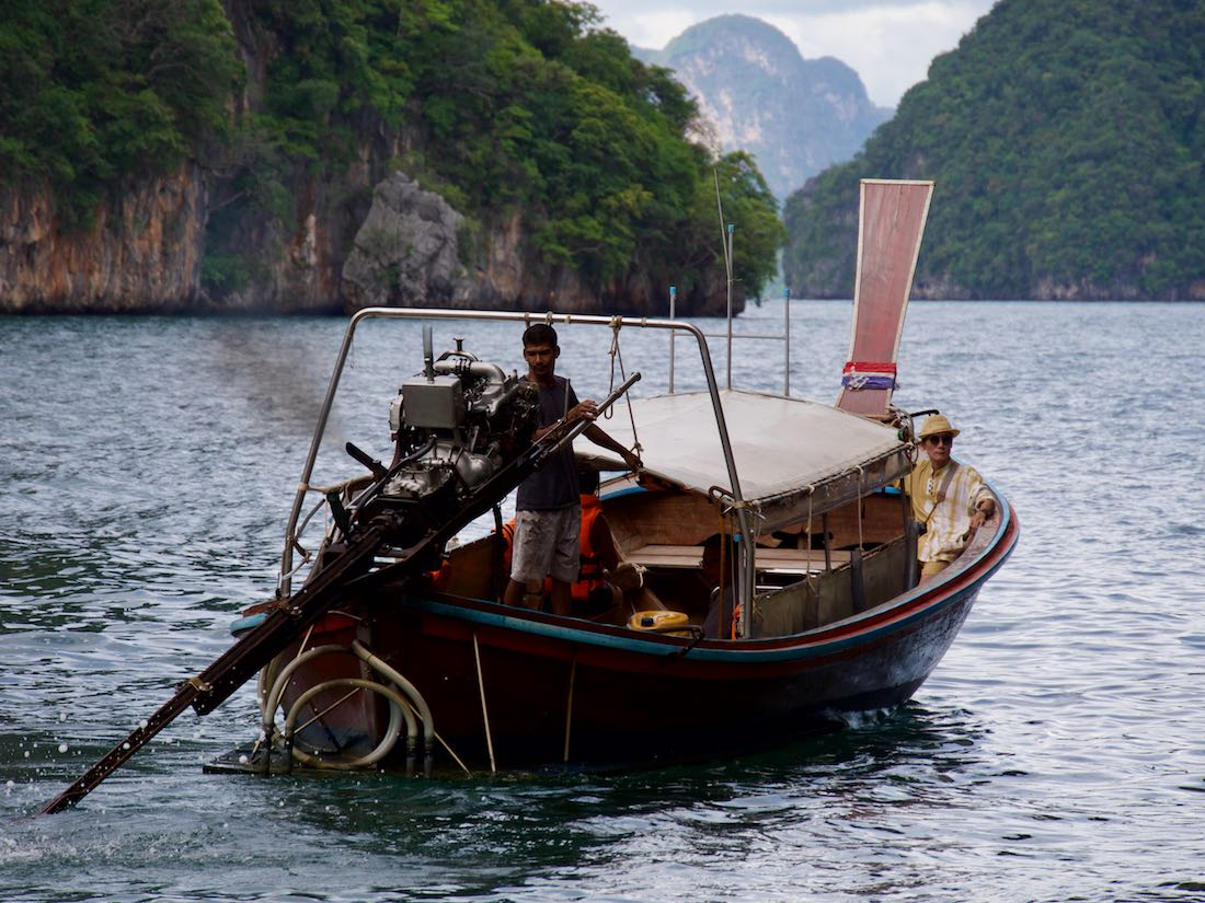 Экскурсия на экзотические острова Тайланда