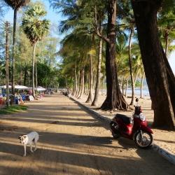Пляж Сурин. Surin