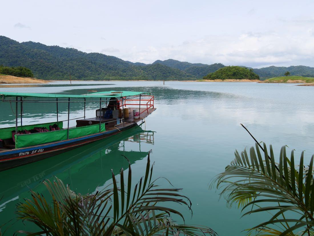 Национальный парк Кхао Сок. Khao Sok National Park