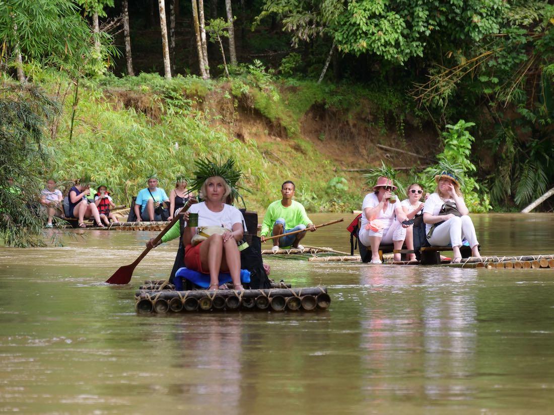 Река Клонг-Сок, Klong Sok River