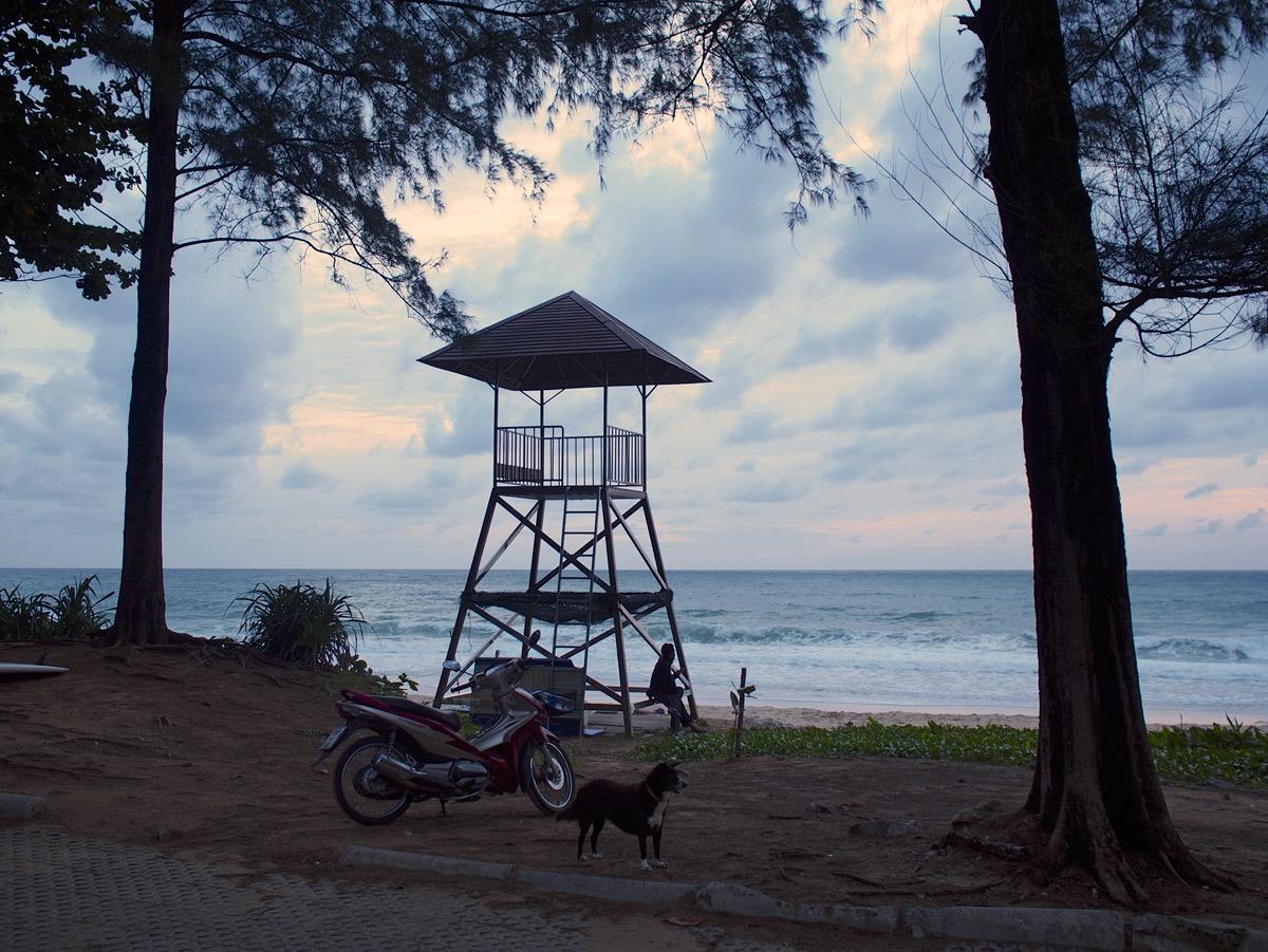 Тайланд, Пхукет, пляж Сурин