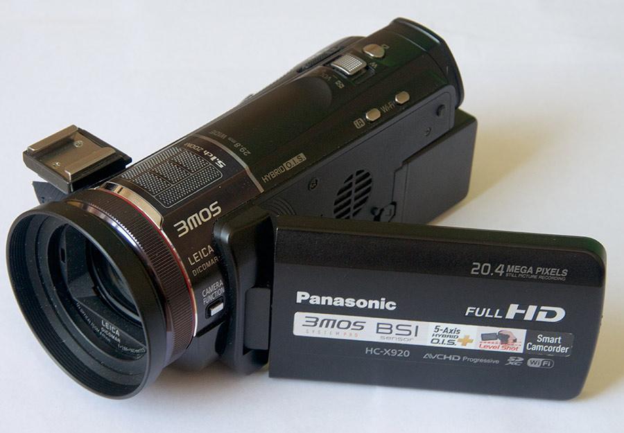 Panasonic H-CX920