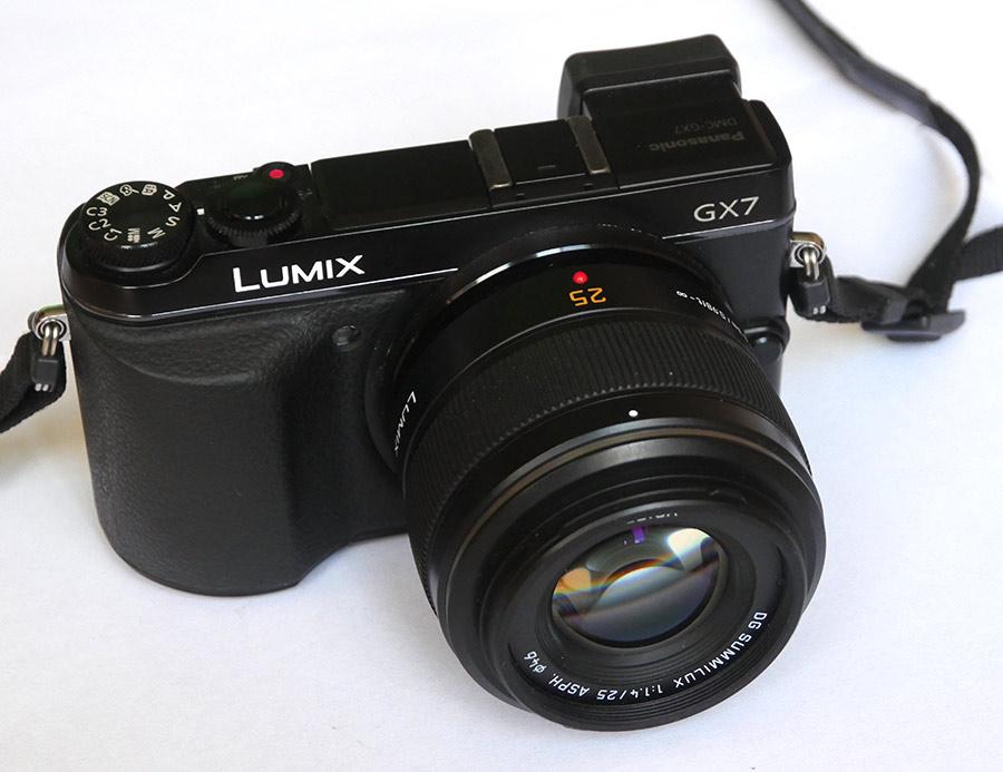 Panasonic GX7